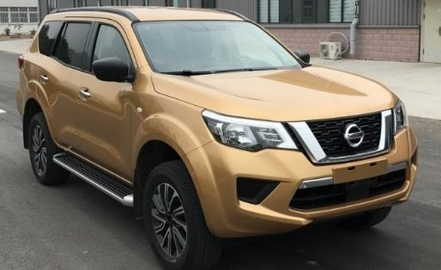 Xe++ - SUV Navara có tên gọi mới Nissan Terra tại Trung Quốc