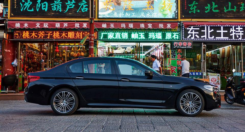Xe++ - BMW sẽ trở thành thương hiệu ô tô bán chạy nhất tại Trung Quốc