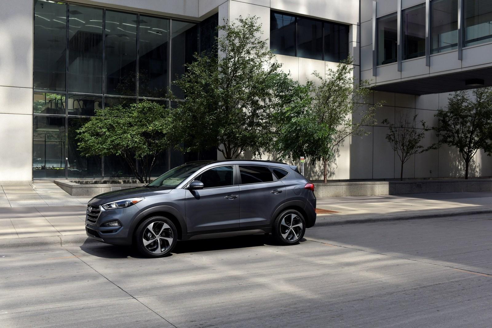 Xe++ - Hyundai bổ sung loạt trang bị mới trên Tucson 2018   (Hình 6).