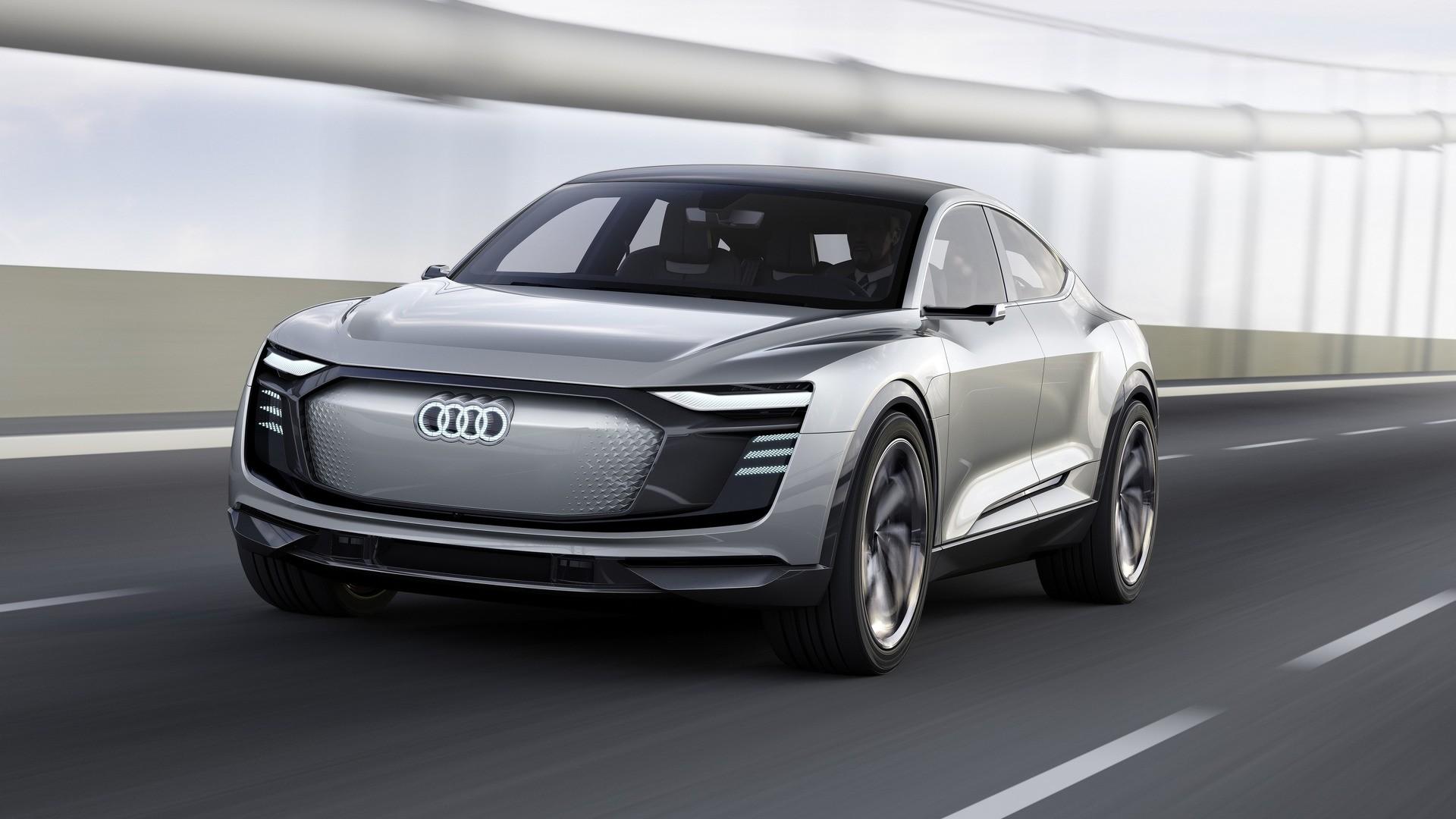 Xe++ - Audi E-Tron GT dự kiến ra mắt vào năm 2022 (Hình 3).