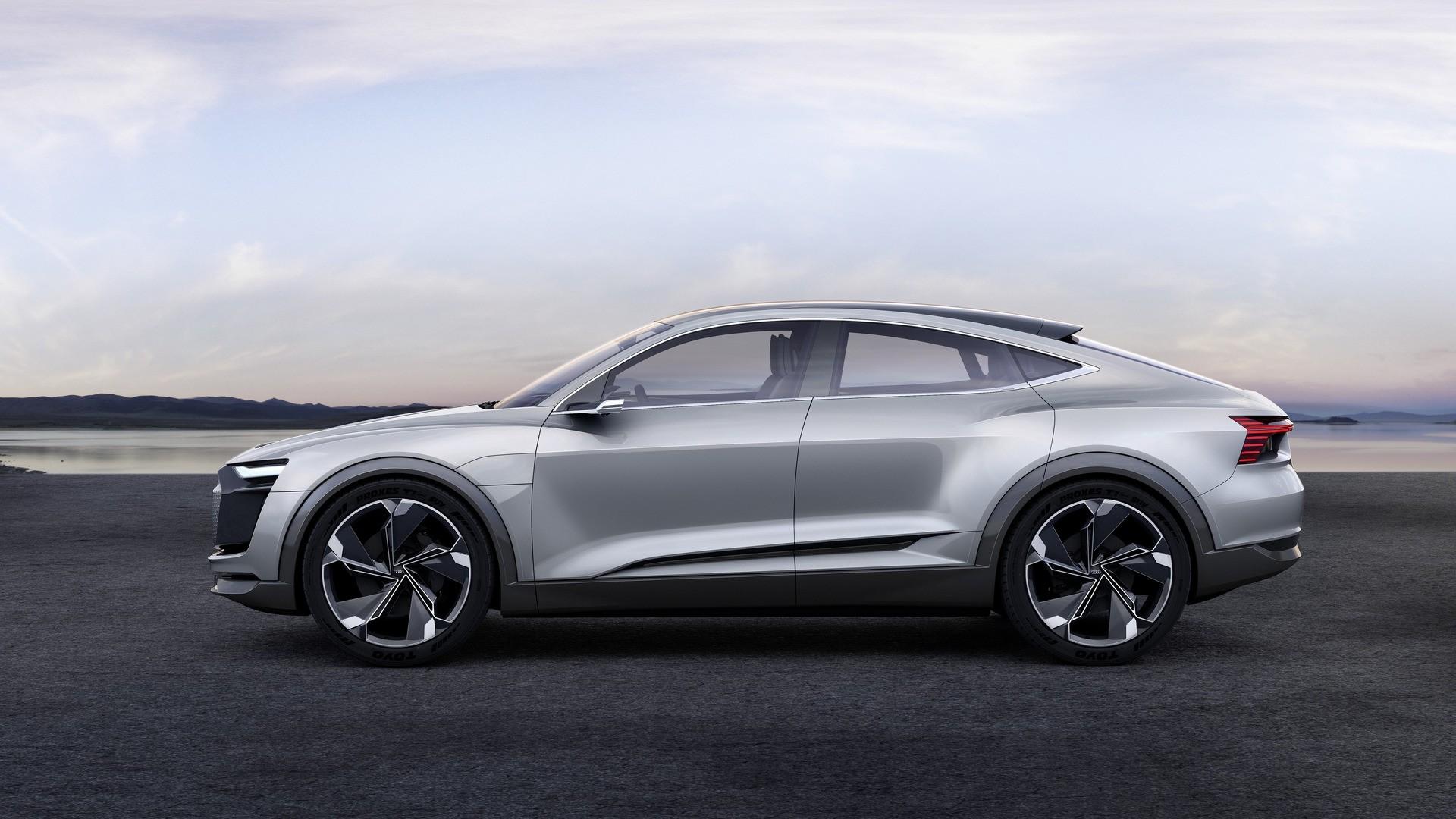Xe++ - Audi E-Tron GT dự kiến ra mắt vào năm 2022 (Hình 5).