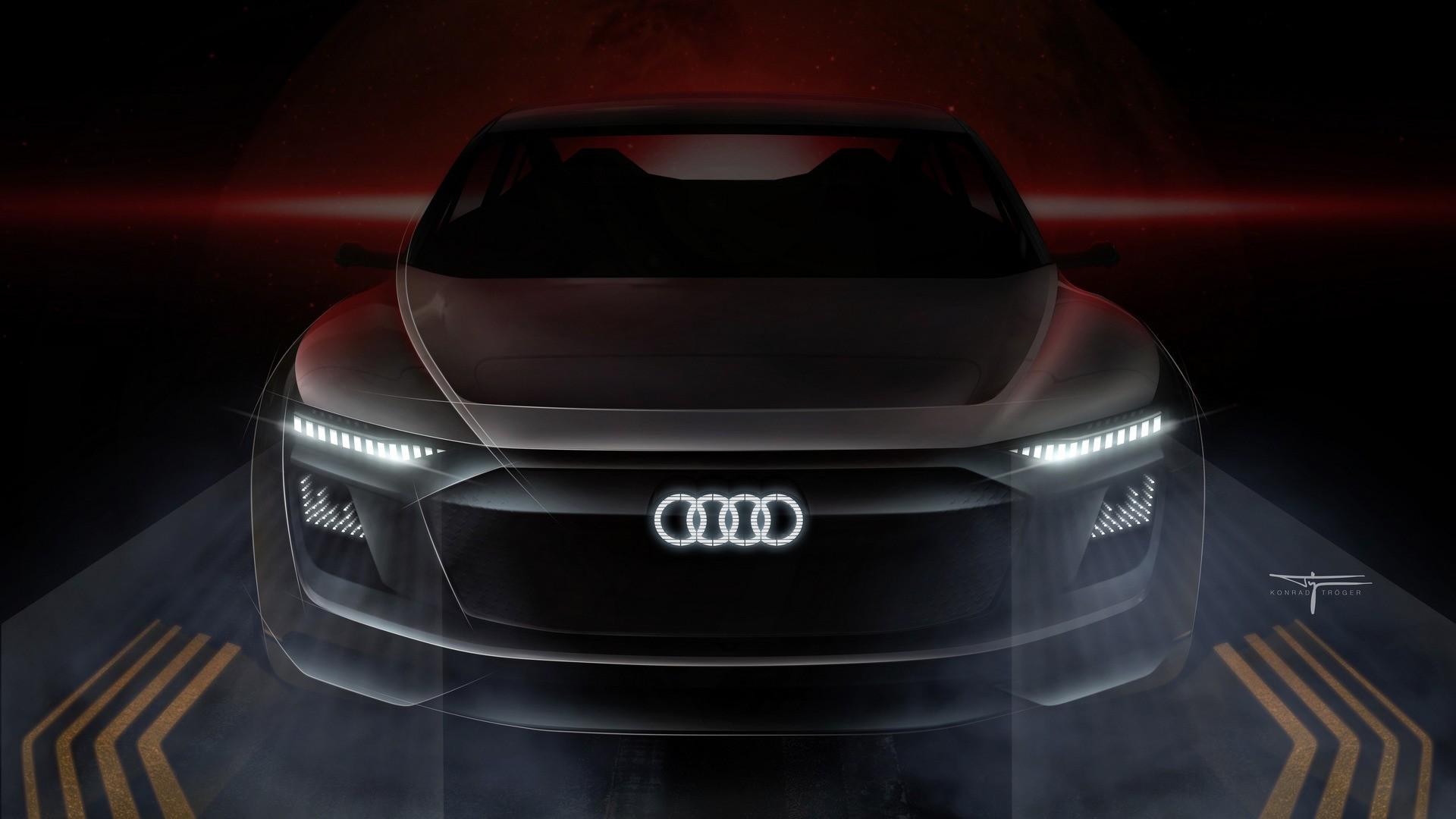 Xe++ - Audi E-Tron GT dự kiến ra mắt vào năm 2022 (Hình 7).