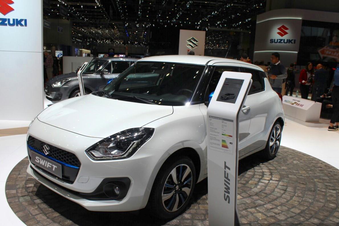Xe++ - Suzuki Swift thế hệ mới 'chốt' ngày bán ra thị trường