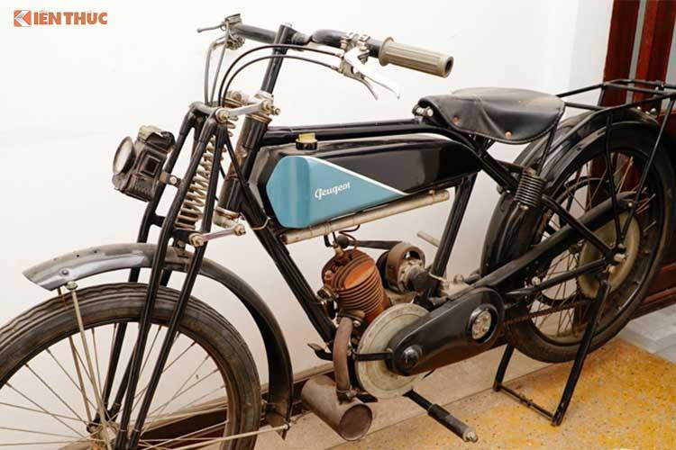 Xe++ - Kho báu xe máy cổ thời Pháp giữa lòng Hà Nội (Hình 8).
