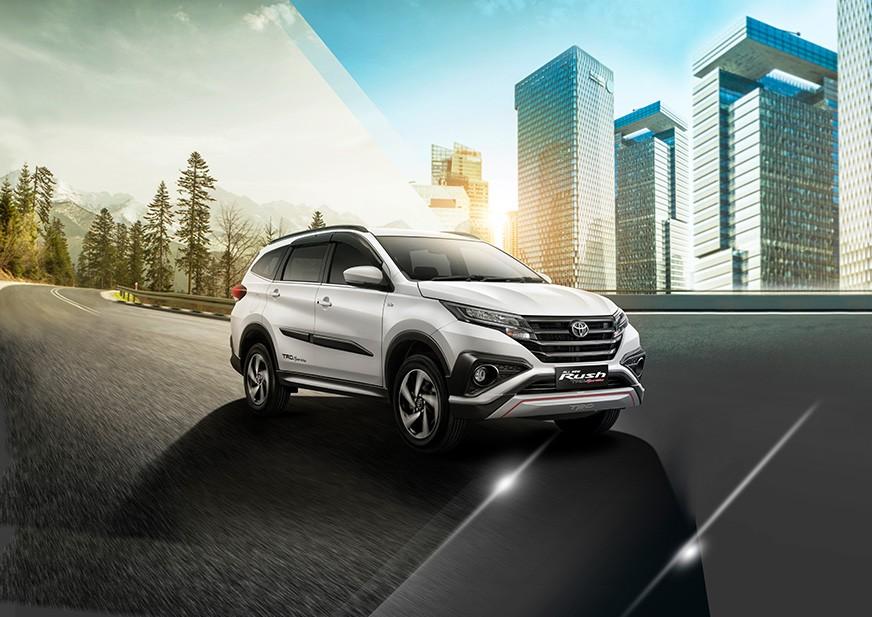 """Xe++ - Toyota Rush 2018 sớm chào """"sân"""" tại Thái Lan (Hình 4)."""