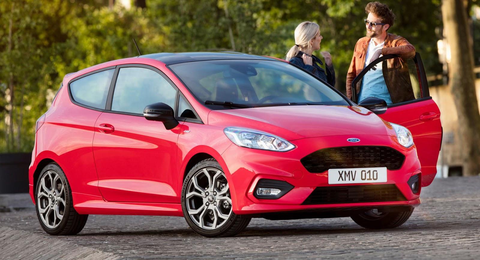 Xe++ - Ford tăng cường sản xuất xe cỡ nhỏ Fiesta tại Châu Âu