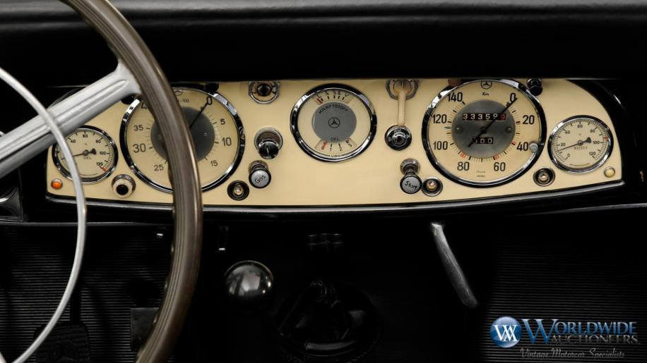 Xe++ - Mercedes-Benz 770K của Hitler bán đấu giá 23 tỷ đồng (Hình 9).