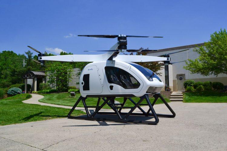 Xe++ - Trực thăng cá nhân SureFly dành cho giới nhà giàu (Hình 6).