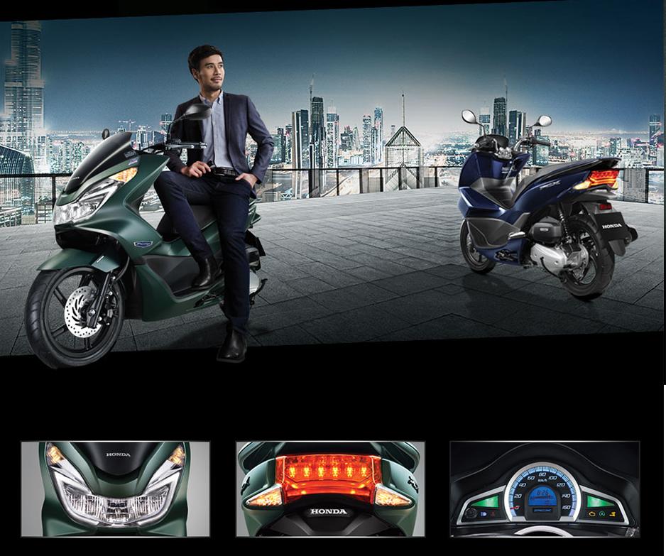 Xe++ - Mẫu xe máy nào của Honda được trang bị khóa thông minh Smartkey? (Hình 5).