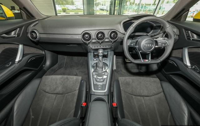 Xe++ - Audi TT 2.0 Black Edition 2018, bản giới hạn sẽ không bao giờ về Việt Nam? (Hình 6).