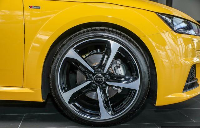 Xe++ - Audi TT 2.0 Black Edition 2018, bản giới hạn sẽ không bao giờ về Việt Nam? (Hình 4).