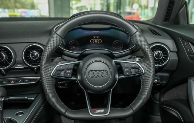 Xe++ - Audi TT 2.0 Black Edition 2018, bản giới hạn sẽ không bao giờ về Việt Nam? (Hình 7).
