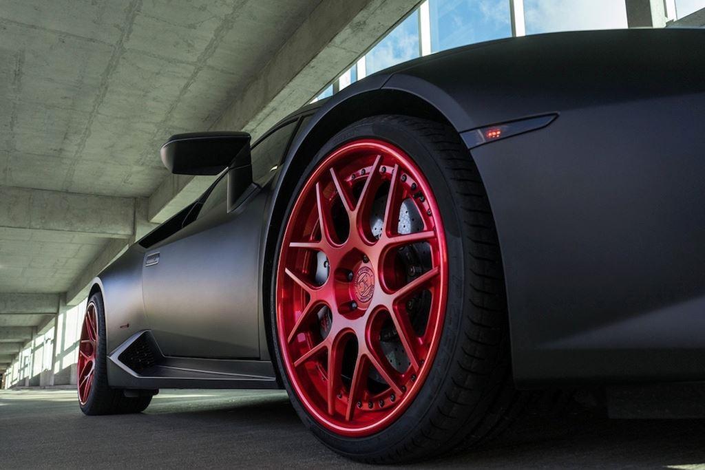 Xe++ - Lamborghini Huracan ấn tượng với bản độ nhẹ nhưng chất (Hình 5).