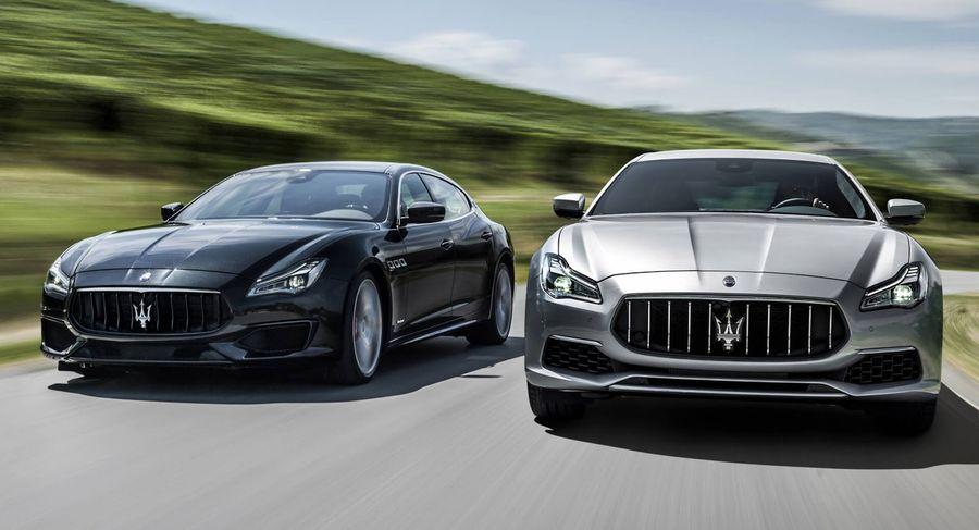Thị trường xe - Maserati triệu hồi Quattroporte và Ghibli do lỗi nguy cơ gây cháy