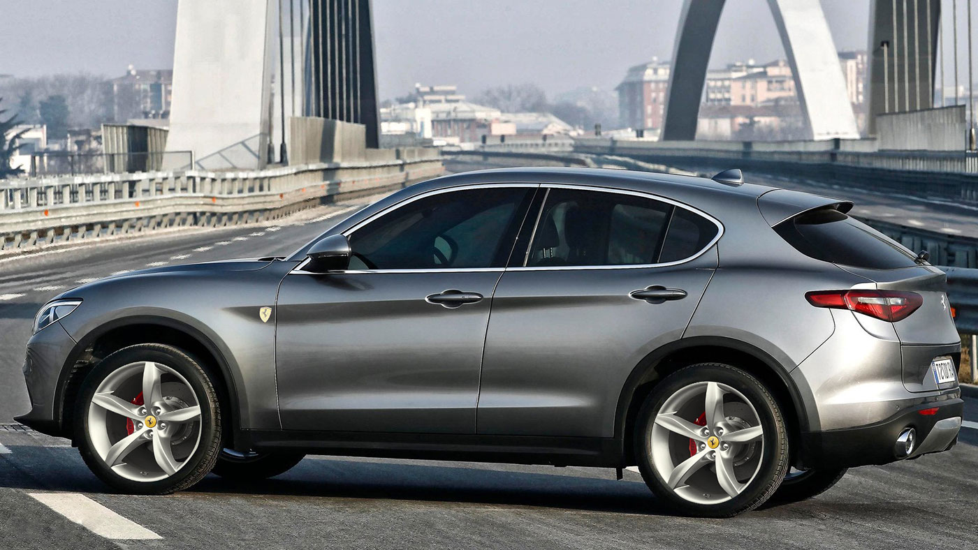 Thị trường xe - Ferrari kiểu dáng SUV sẽ trông như thế nào? (Hình 4).