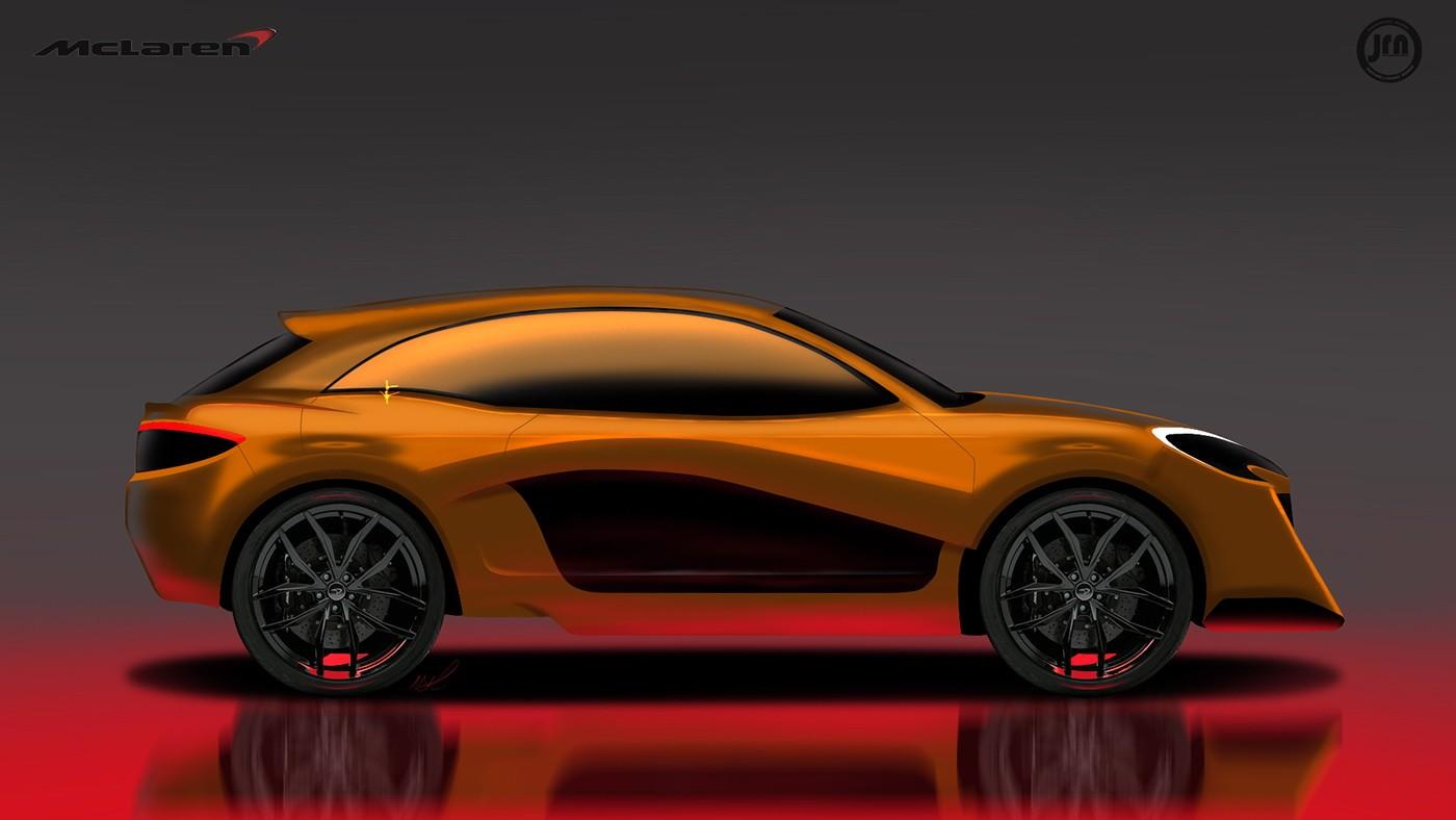 Thị trường xe - Ferrari kiểu dáng SUV sẽ trông như thế nào? (Hình 7).