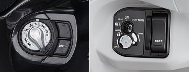 Đánh giá xe - Honda Vision và Yamaha Janus, lựa chọn xe tay ga nào chơi Tết? (Hình 3).