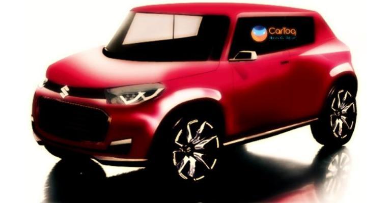 Thị trường xe - Maruti  Suzuki Future S – xe giá rẻ hoàn toàn mới cạnh tranh Renault Kwid