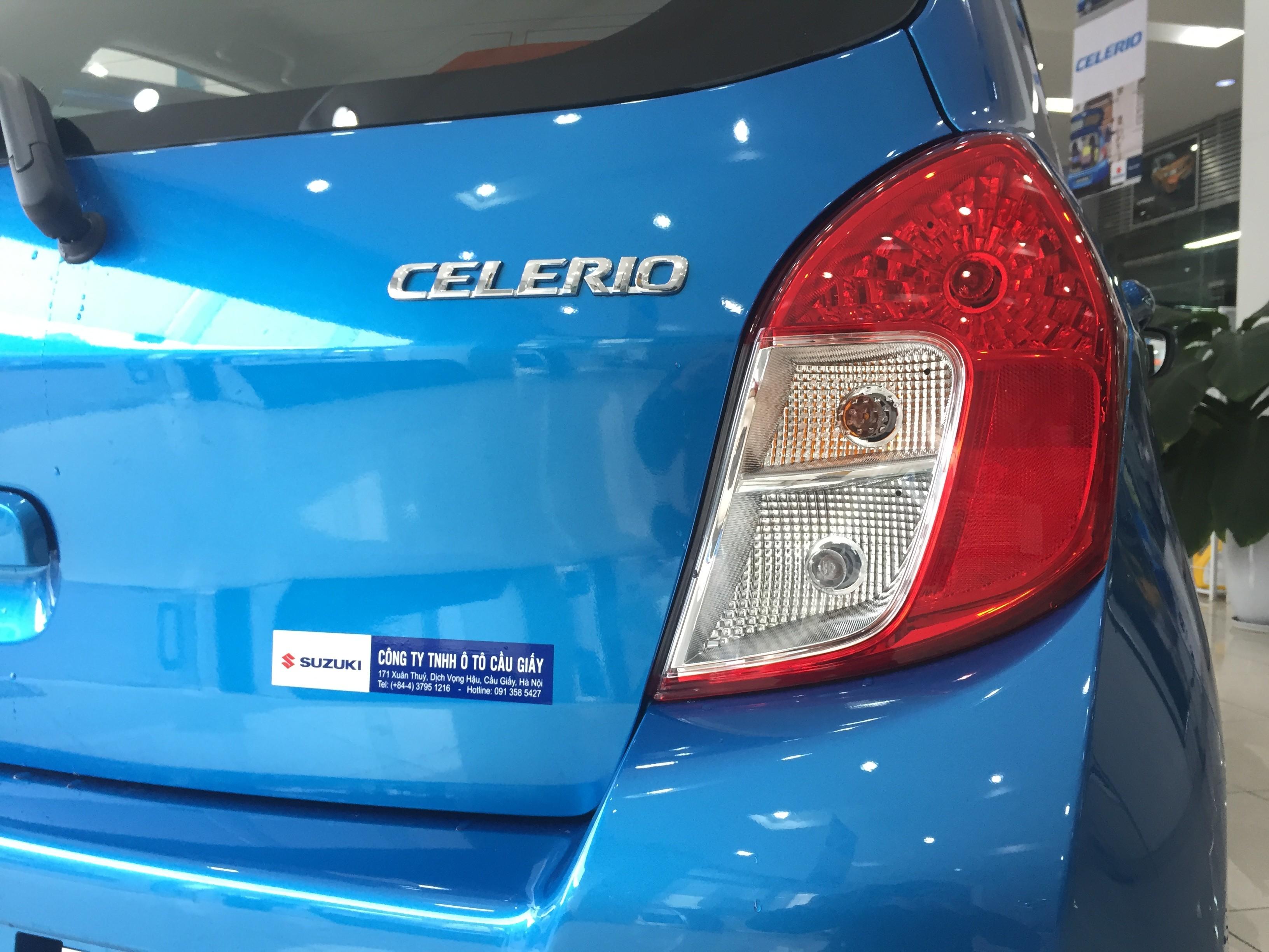 Thị trường xe - Suzuki Celerio đầu tiên về Hà Nội, giá 359 triệu đồng (Hình 7).