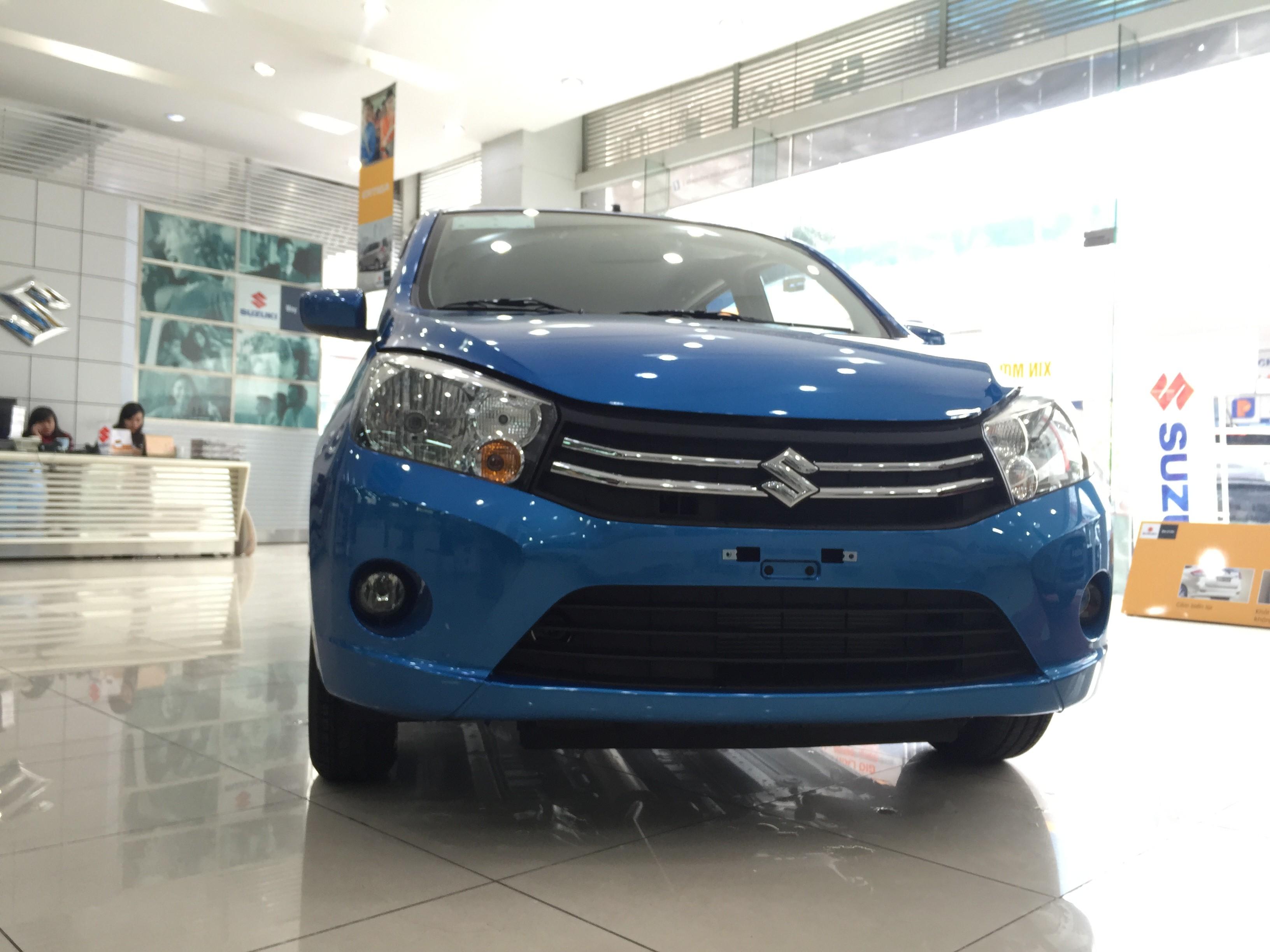Thị trường xe - Suzuki Celerio đầu tiên về Hà Nội, giá 359 triệu đồng