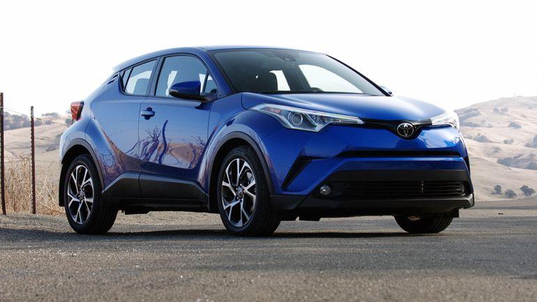 Thị trường xe - Toyota C-HR trở thành mẫu SUV bán chạy nhất tại Nhật Bản