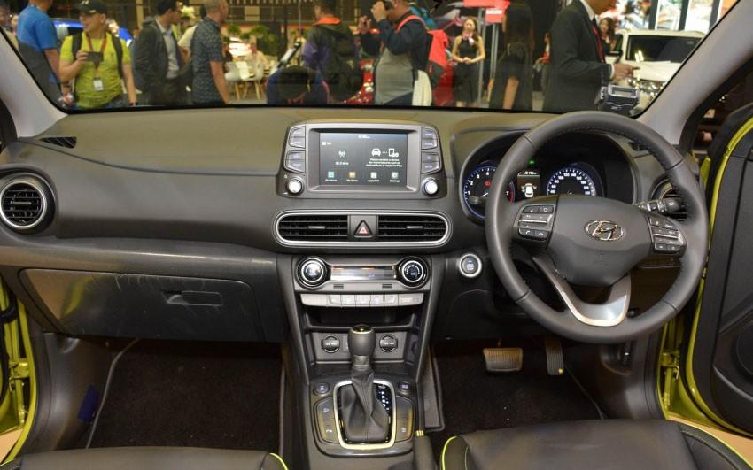"""Thị trường xe - Hyundai Kona trình diễn tại Singapore, sắp """"đặt chân"""" tới Việt Nam? (Hình 8)."""