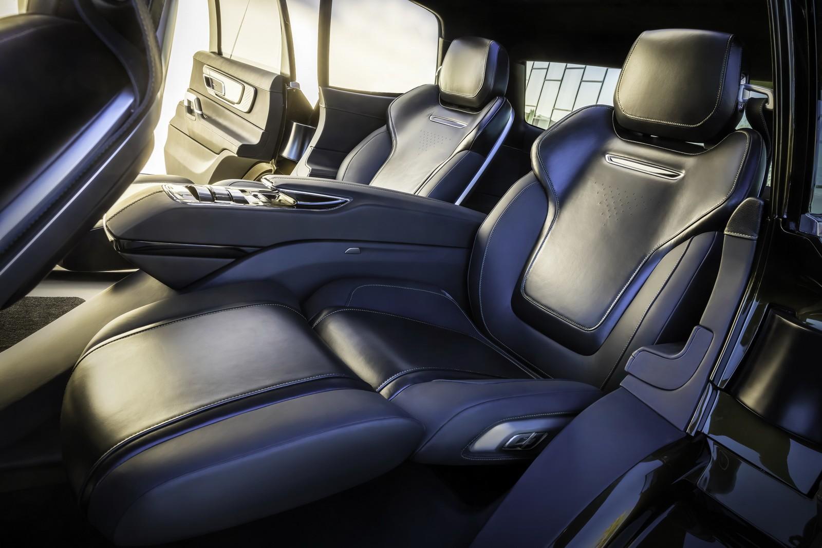 Thị trường xe - SUV Kia Telluride – đẹp như Rolls-Royce, sang hơn Bentley (Hình 8).