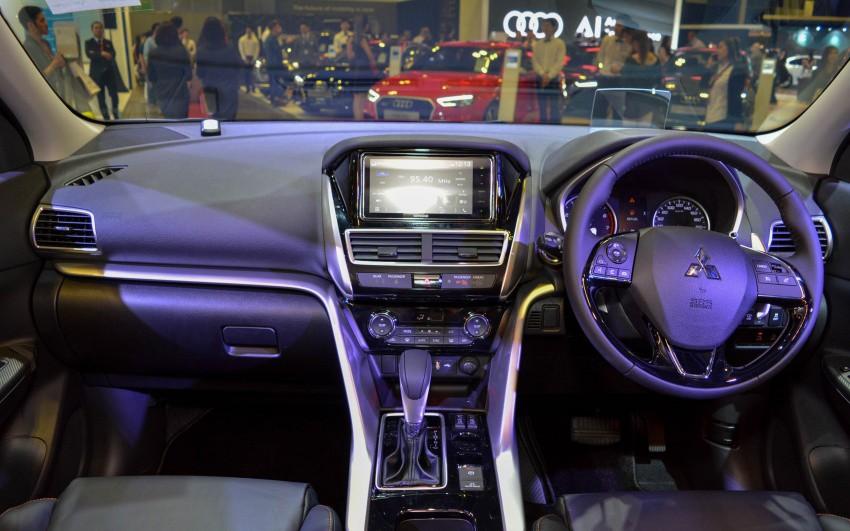 Thị trường xe - Singapore - Nước đầu tiên tại Đông Nam Á đón nhận Mitsubishi Eclipse Cross mới (Hình 6).