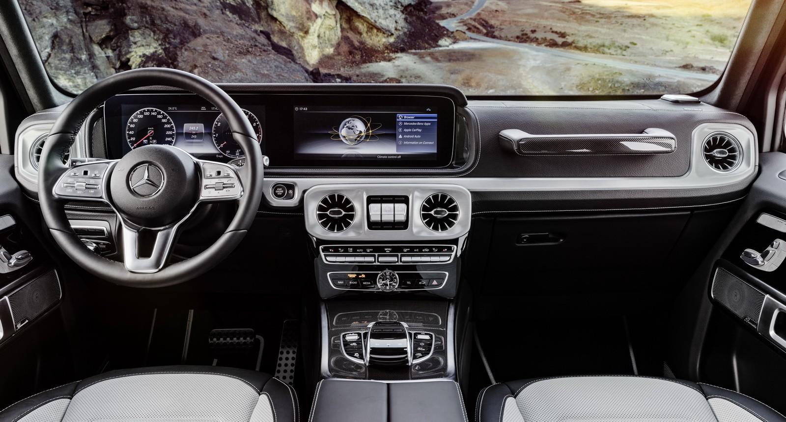 Thị trường xe - Mercedes-Benz G-Class 2019 bị đại lý 'hét' giá cao hơn niêm yết (Hình 6).
