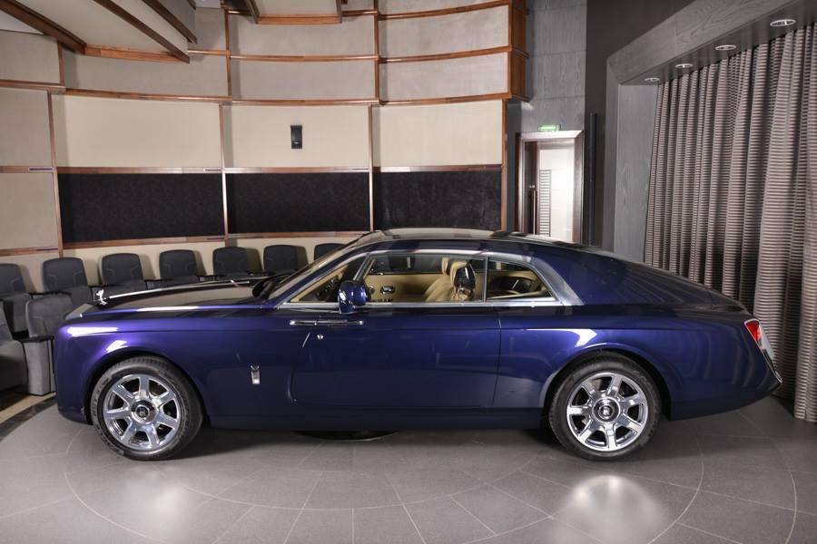 Thị trường xe - Rolls-Royce Sweptail giá 13 triệu USD cùng 4 năm chế tác (Hình 2).