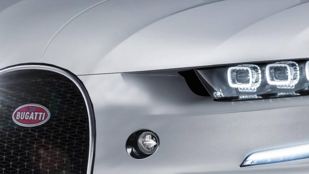 """Thị trường xe - """"Ông hoàng tốc độ"""" Bugatti phiên bản SUV trông sẽ thế nào? (Hình 2)."""