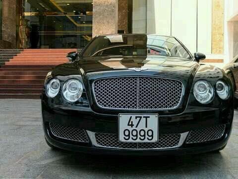 Thú chơi xe - Bentley siêu sang gắn biển khủng chất chơi của đại gia Việt (Hình 10).