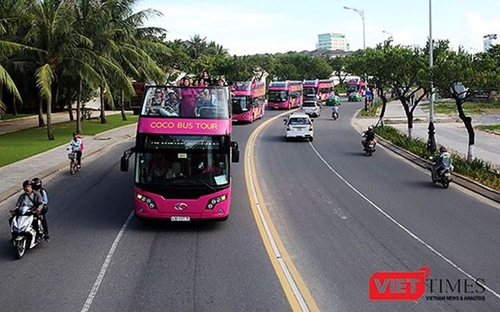 Thú chơi xe - Cận cảnh xe buýt 2 tầng chuyên chở đội tuyển U23 Việt Nam tại Hà Nội (Hình 9).