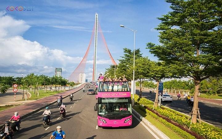 Thú chơi xe - Cận cảnh xe buýt 2 tầng chuyên chở đội tuyển U23 Việt Nam tại Hà Nội (Hình 4).