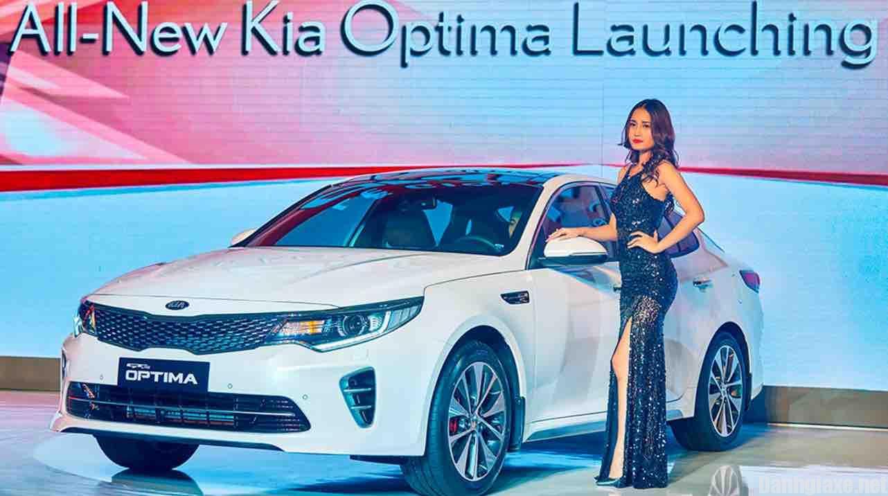 Đánh giá xe - Kia Optima 2018 bản nâng cấp lên kệ, giá 482 triệu đồng (Hình 8).