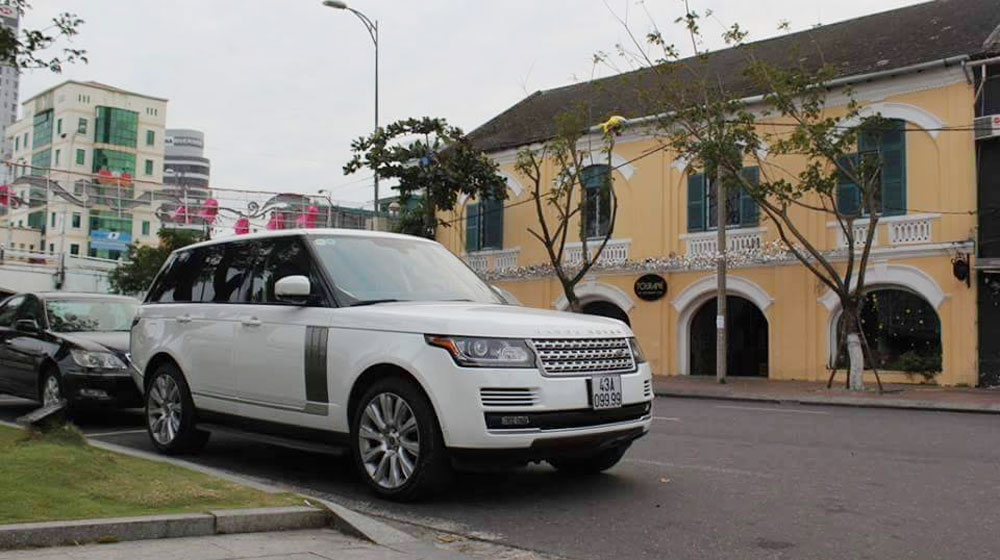 """Thú chơi xe - SUV hạng sang Range Rover """"biển khủng"""" của đại gia Việt"""