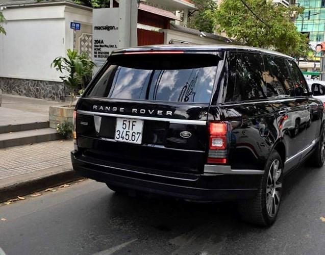 """Thú chơi xe - SUV hạng sang Range Rover """"biển khủng"""" của đại gia Việt (Hình 8)."""