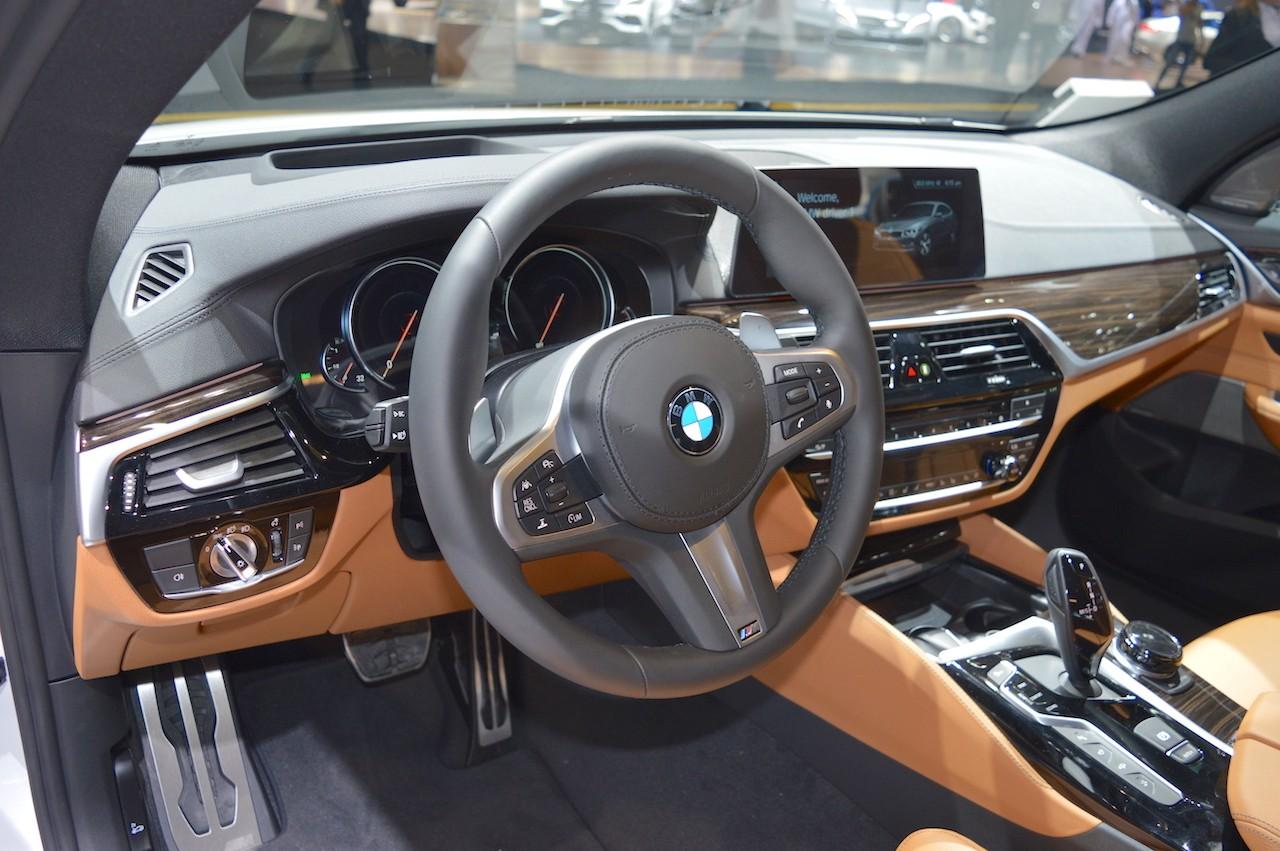 Thị trường xe - Chiêm ngưỡng BMW 6 Series Gran Turismo 2018 (Hình 7).