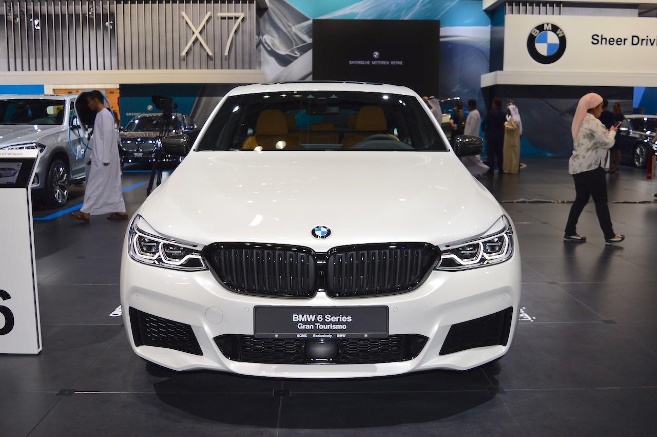 Thị trường xe - Chiêm ngưỡng BMW 6 Series Gran Turismo 2018 (Hình 4).
