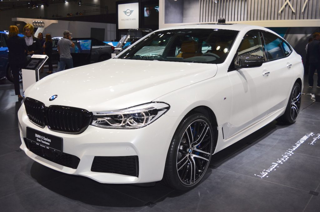 Thị trường xe - Chiêm ngưỡng BMW 6 Series Gran Turismo 2018