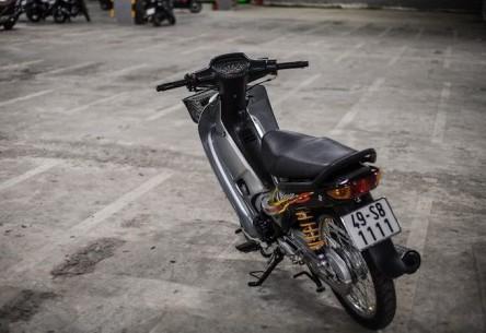 Thú chơi xe - 'Huyền thoại' Honda Wave 110 biển đẹp xứng tầm đẳng cấp của dân chơi Việt (Hình 4).