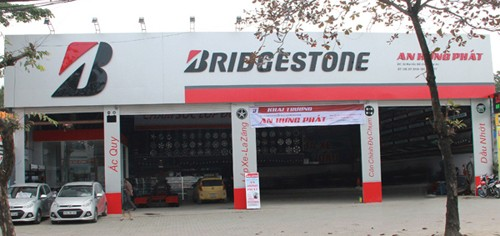 Thị trường xe - Bridgestone Việt Nam đồng loạt khai trương 6 Trung tâm dịch vụ
