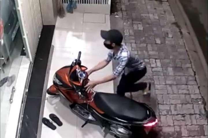 Thú chơi xe - Cách chống trộm xe máy dịp Tết không thể bỏ qua (Hình 5).