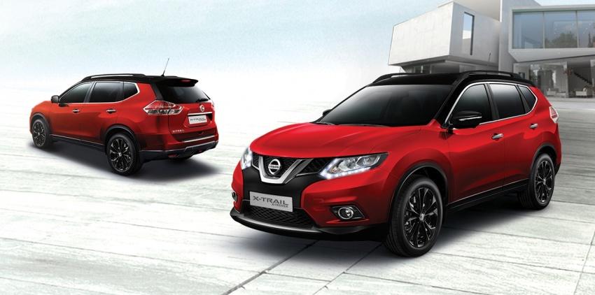 Đánh giá xe - Nissan X-Trail bản đặc biệt vừa ra mắt có gì hấp dẫn?