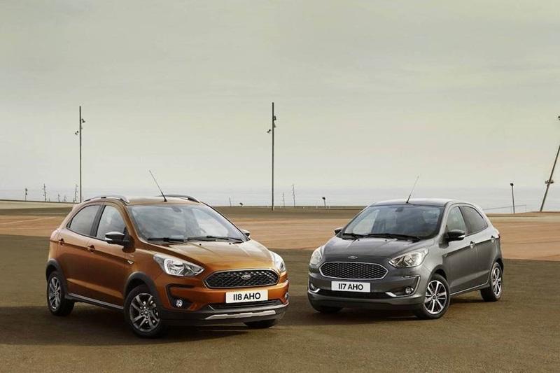 """Thị trường xe - """"Quyết đấu"""" Hyundai Grand i10, Ford Figo mới rục rịch trình làng"""