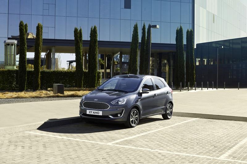 """Thị trường xe - """"Quyết đấu"""" Hyundai Grand i10, Ford Figo mới rục rịch trình làng (Hình 2)."""