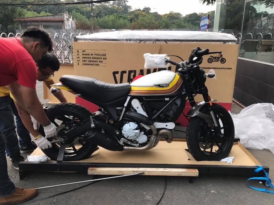 Thị trường xe - Tận mục Ducati Scrambler Mach 2.0 đầu tiên về Việt Nam (Hình 3).