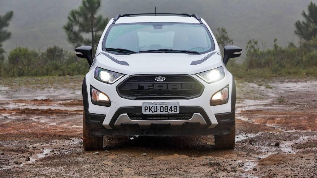 Thị trường xe - Ford tung EcoSport Storm 2018 mới cực 'ngầu' (Hình 2).