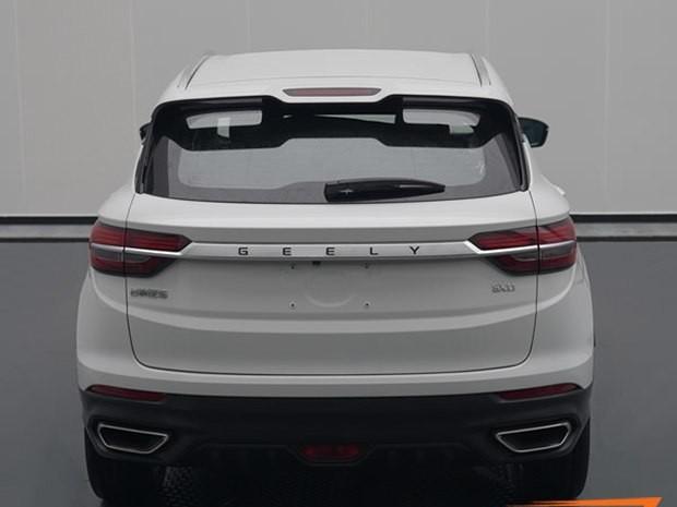 Thị trường xe - Geely Automobile hé lộ mẫu SUV mới, nhái Honda HR-V? (Hình 2).