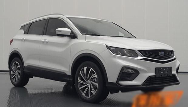 Thị trường xe - Geely Automobile hé lộ mẫu SUV mới, nhái Honda HR-V?